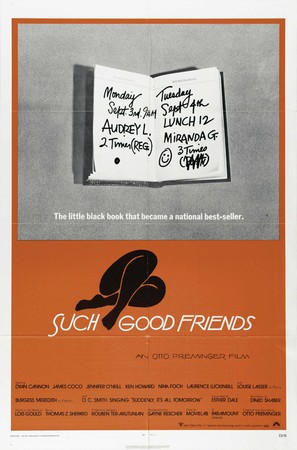 Such Good Friends - Movie Poster (thumbnail)