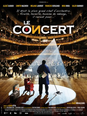 Le concert - French Movie Poster (thumbnail)