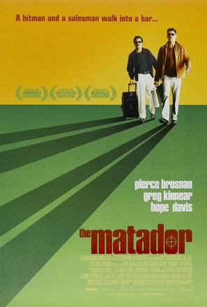 The Matador - Theatrical movie poster (thumbnail)