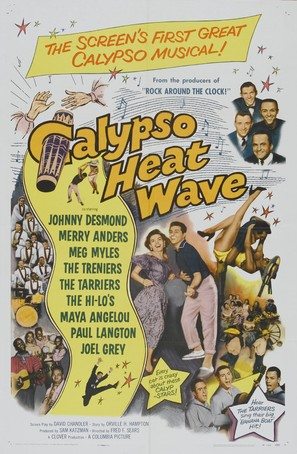 Calypso Heat Wave - Movie Poster (thumbnail)