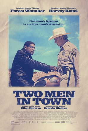 Two Men in Town - Movie Poster (thumbnail)