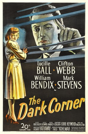 The Dark Corner - Movie Poster (thumbnail)