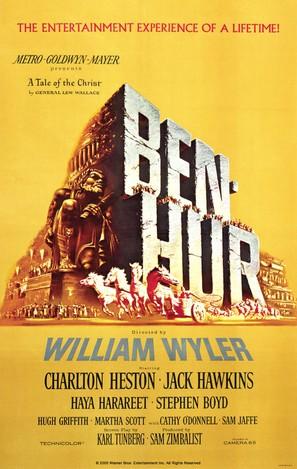 Ben-Hur - Movie Poster (thumbnail)
