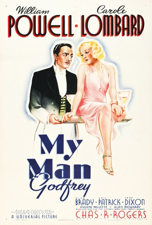 My Man Godfrey - Movie Poster (thumbnail)