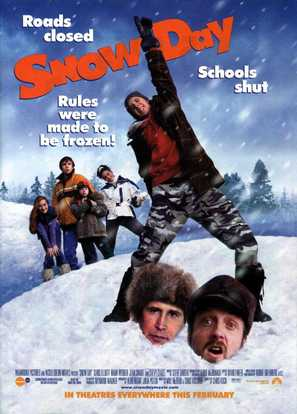 Snow Day - Movie Poster (thumbnail)