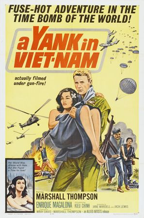 A Yank in Viet-Nam - Movie Poster (thumbnail)