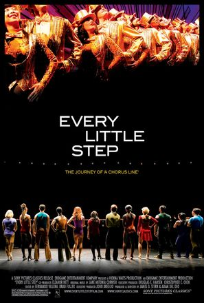 Every Little Step - Movie Poster (thumbnail)