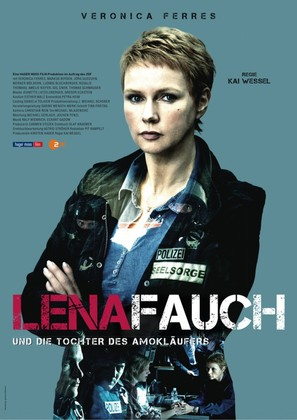 Lena Fauch und die Tochter des Amokläufers - German Movie Poster (thumbnail)