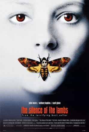 The Silence Of The Lambs - Movie Poster (thumbnail)