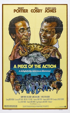A Piece of the Action - Movie Poster (thumbnail)