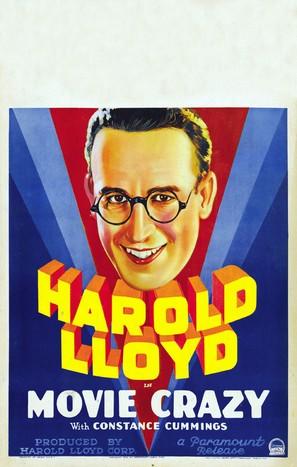 Movie Crazy - Movie Poster (thumbnail)