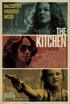 The Kitchen - Movie Poster (thumbnail)