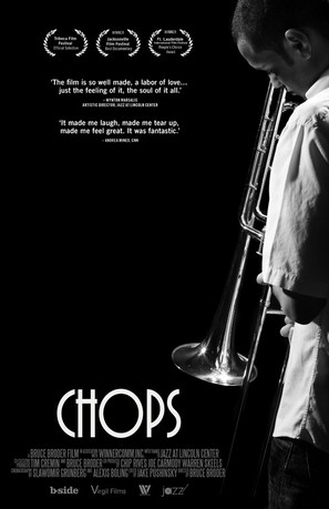 Chops - Movie Poster (thumbnail)