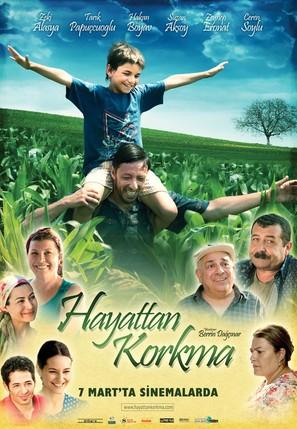 Hayattan korkma - Turkish Movie Poster (thumbnail)