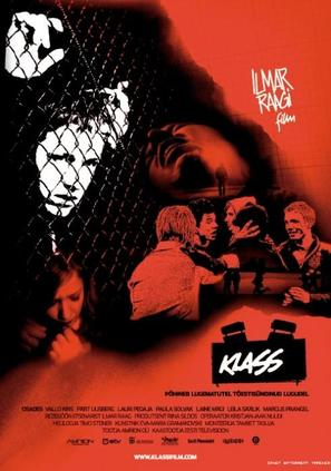 Klass - Estonian Movie Poster (thumbnail)