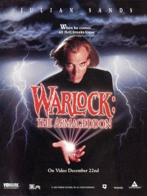 Warlock: The Armageddon - Movie Poster (thumbnail)