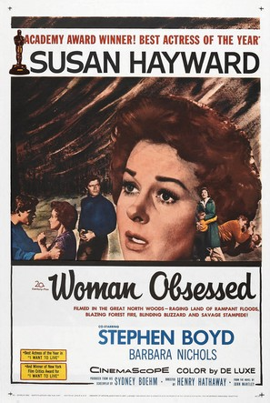 Woman Obsessed - Movie Poster (thumbnail)