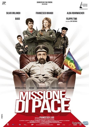 Missione di pace - Italian Movie Poster (thumbnail)