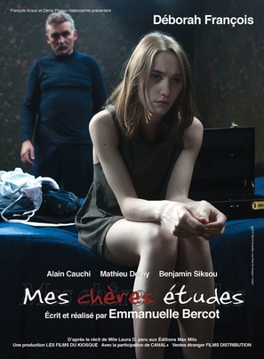 Mes chères études - French Movie Poster (thumbnail)