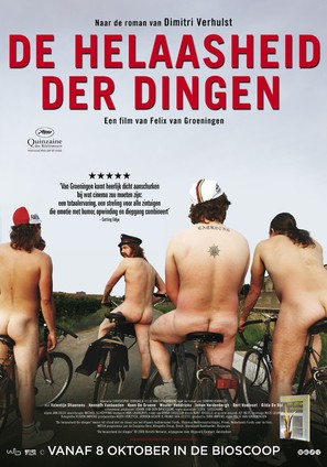 De helaasheid der dingen - Dutch Movie Poster (thumbnail)