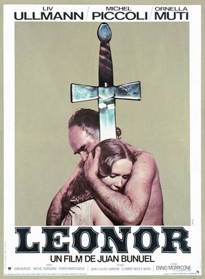 Leonor - French Movie Poster (thumbnail)