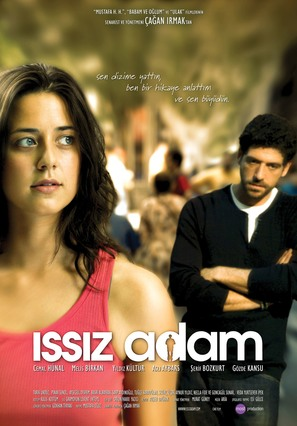 Issiz adam - Turkish Movie Poster (thumbnail)