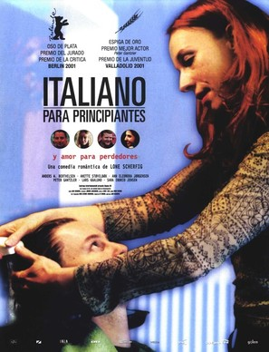 Italiensk for begyndere - Spanish Movie Poster (thumbnail)