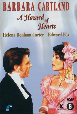 A Hazard of Hearts - Dutch DVD movie cover (thumbnail)