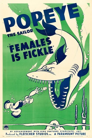 Females Is Fickle - Movie Poster (thumbnail)