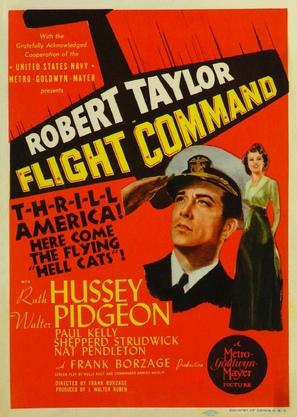 Flight Command - Movie Poster (thumbnail)