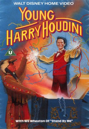 Young Harry Houdini