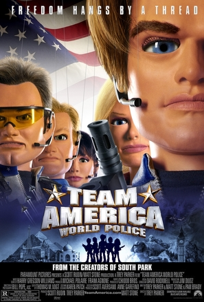 Team America: World Police - Movie Poster (thumbnail)