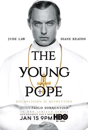"""The Young Pope"" - Movie Poster (thumbnail)"