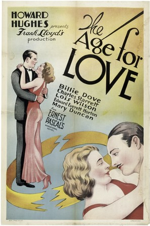 The Age for Love - Movie Poster (thumbnail)