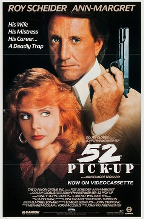 52 Pick-Up - Video release movie poster (thumbnail)