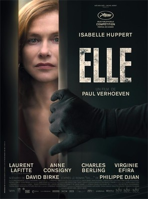 Elle - French Movie Poster (thumbnail)