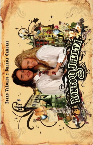 """Romeo y Julieta"" - Argentinian Movie Poster (thumbnail)"