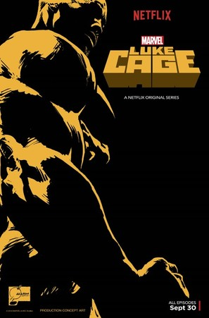 """Luke Cage"" - Movie Poster (thumbnail)"