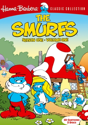 """Smurfs"" - Movie Cover (thumbnail)"