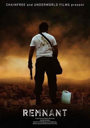 Remnant - Greek Movie Poster (thumbnail)