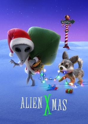 Alien Xmas - Movie Cover (thumbnail)