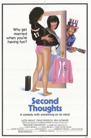 Second Thoughts - Movie Poster (thumbnail)
