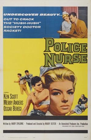 Police Nurse - Movie Poster (thumbnail)