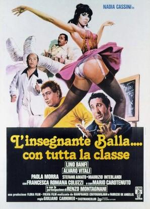 L'insegnante balla... con tutta la classe - Italian Movie Poster (thumbnail)