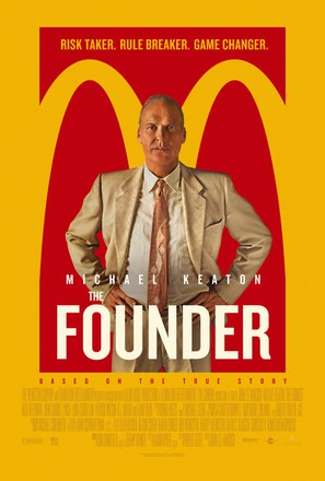 The Founder - Movie Poster (thumbnail)