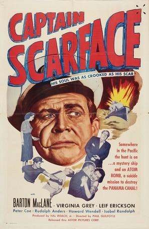 Captain Scarface - Movie Poster (thumbnail)