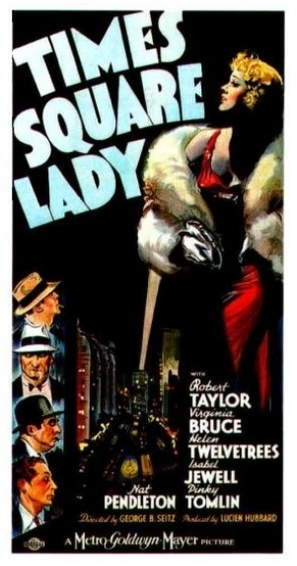 Times Square Lady - Movie Poster (thumbnail)
