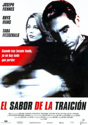 Rancid Aluminium - Spanish Movie Poster (thumbnail)