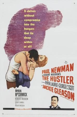 The Hustler - Movie Poster (thumbnail)