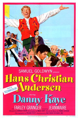 Hans Christian Andersen - Movie Poster (thumbnail)